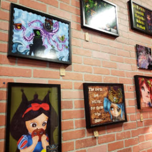 Java Punk Local Art Colorado Springs Commerce Puzzle