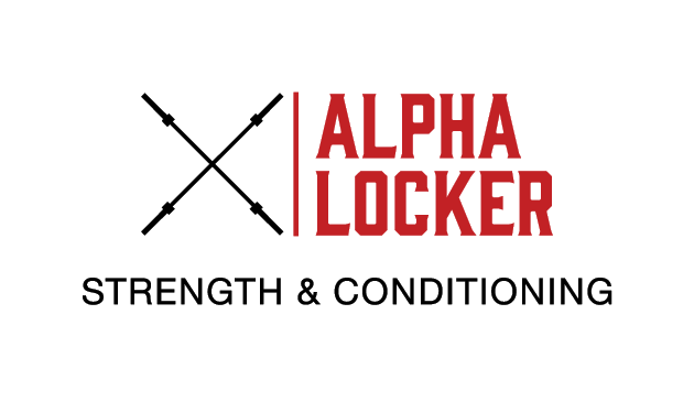 Alpha Locker General Use Logo